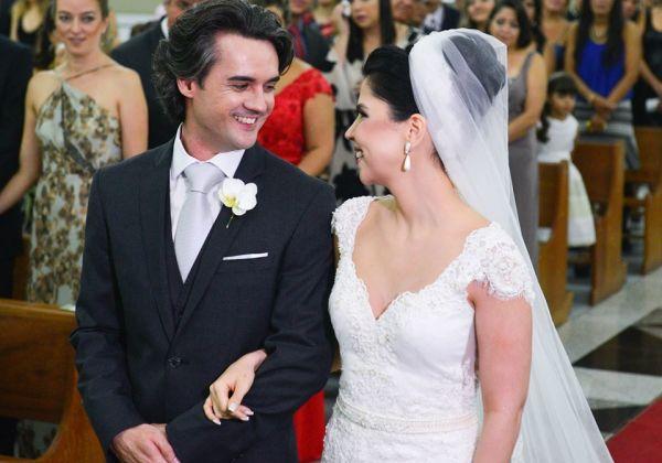 Letícia e Guilherme