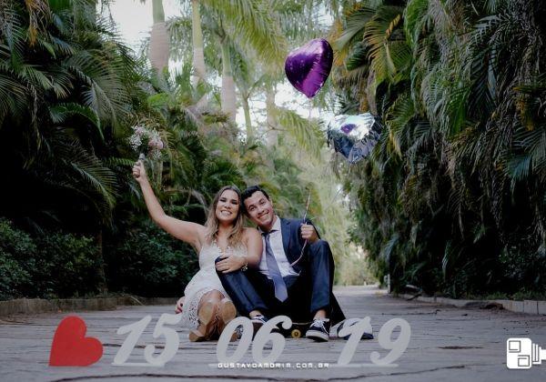 Pré wedding Camila e Marcelo