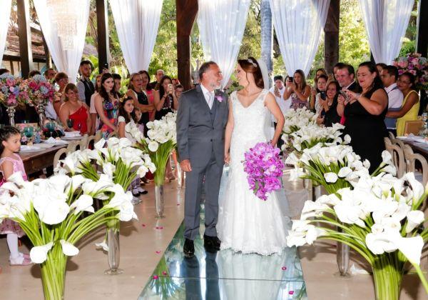 Denisi e José Roberto - Chácara Chiari