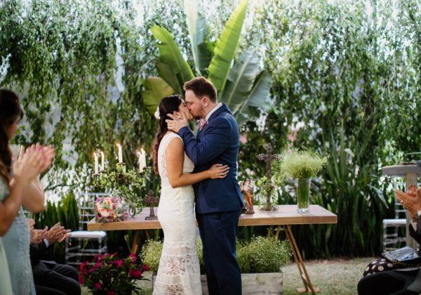 Chris e Gian - Mini wedding