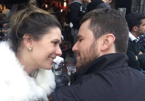 Débora e Lucas