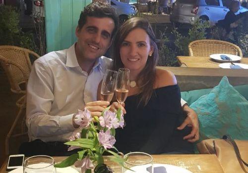 Leticia e Christiano