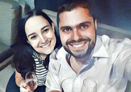 Raquel e Quintiliano