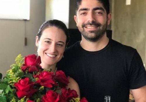 Stefania e Lucas