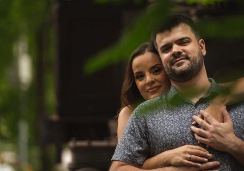 Letícia e Felipe