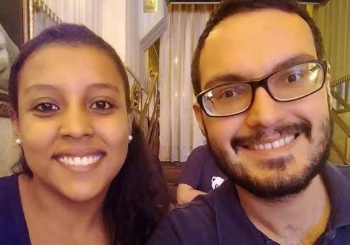 Gabriela e Alexandre
