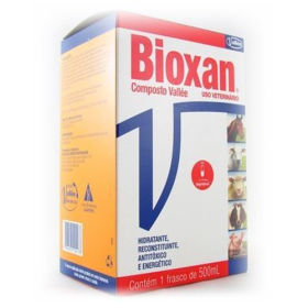 Bioxan Composto Vallée - 500 mL