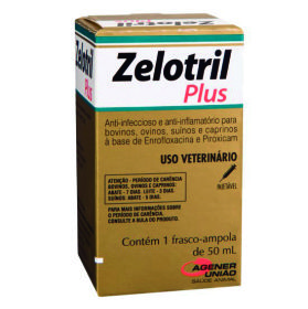 Zelotril Plus - 50 mL