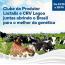 Clube do Produtor Lactalis e CRV Lagoa juntas abrindo o Brasil para o melhor da genética