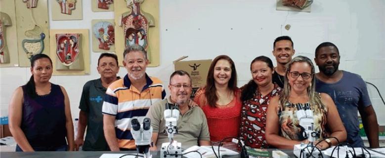 Funcionários da Secretaria Municipal de Saúde Recebem Capacitação da FIOCRUZ