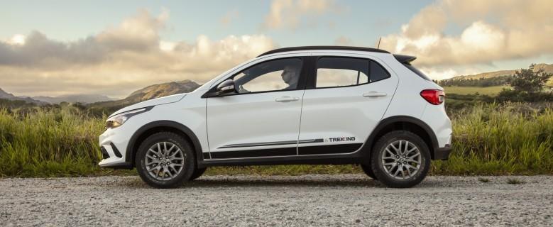 Fiat Argo Trekking é lançado no Brasil por R$ 58.990