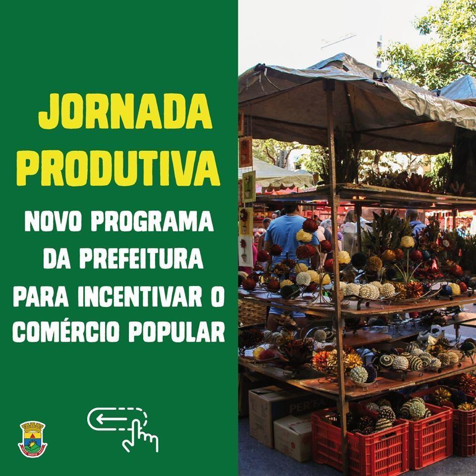 JORNADA PRODUTIVA-PREFEITURA DE BELO HORIZONTE