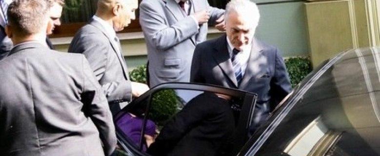 Juíza autoriza transferência de Temer para quartel da PM em SP