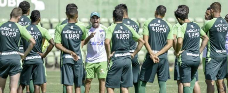 América estreia contra forte Palmeiras no Independência e sonha alto na Copa do Brasil