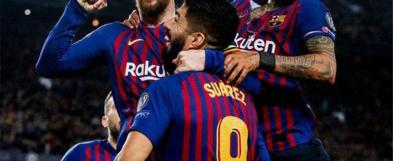 Para reverenciar: Messi decide com dois gols, e Barcelona leva enorme vantagem para Liverpool