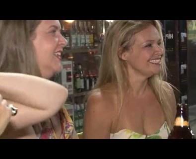 Aumento de mulheres nos bares de BH