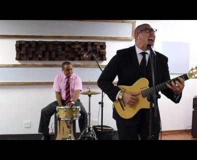 Não Deixe o Samba Morrer - Alcione - Duo Recepção - Minueto Música para Eventos - BH