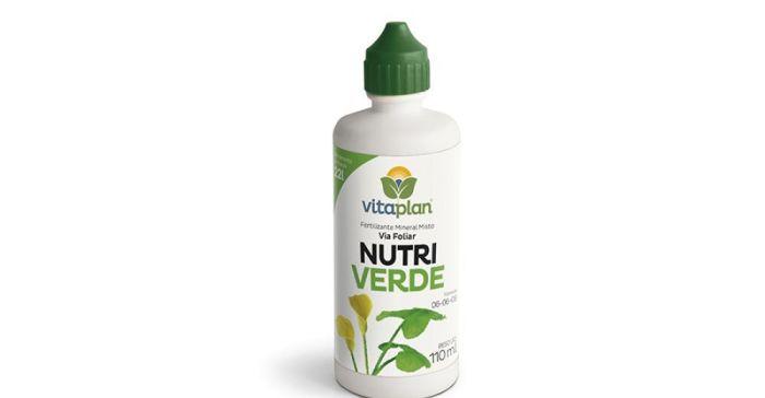 Vitaplan Nutriverde
