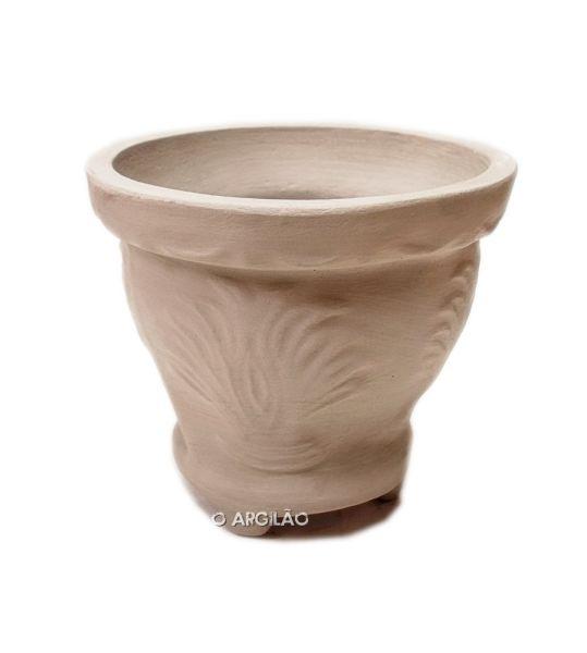 Vaso Coqueirão de Cimento