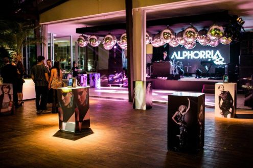 Alphorria - Evento final de ano