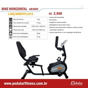 Bike Horizontal AR3005