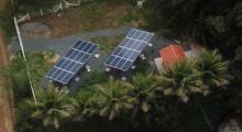 Usina Agua Viva - 12 kWp