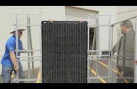 Testes em Painel Fotovoltaico