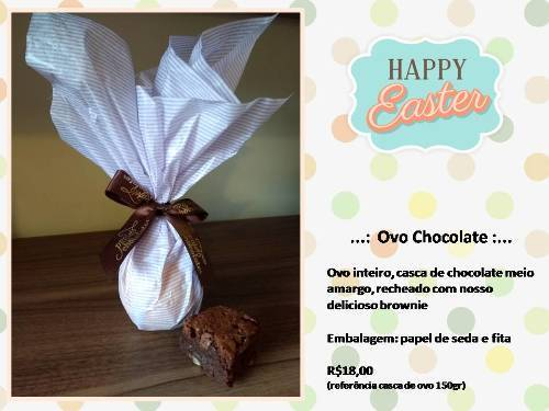 Ovo de Chocolate