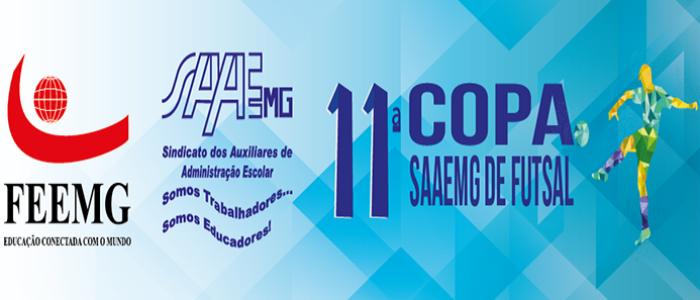 11º Copa SAAEMG de Futsal