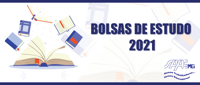 Bolsas de Estudo - 2021