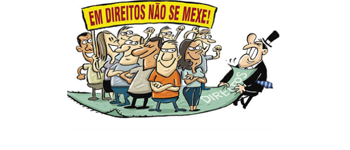 Participe da Campanha Salarial 2020/2021