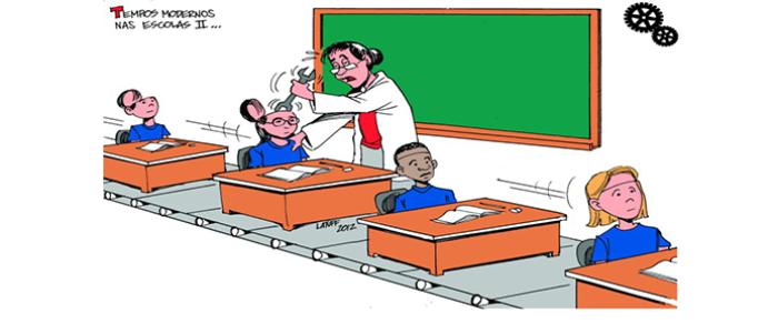 Mercantilização da educação