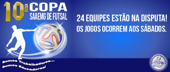 Copa SAAEMG de Futsal