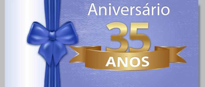 35 ANOS DO SAAEMG