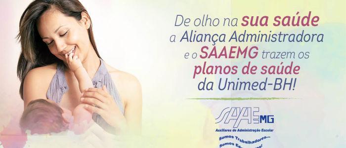 Planos de Sa�de para os associados do SAAEMG