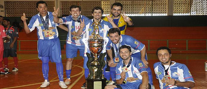 IX Copa SAAEMG de Futsal