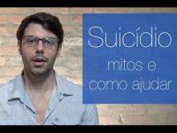 Assista Suicídio - mitos, como identificar e ajudar