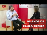 95 anos de Paulo Freire
