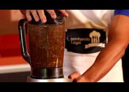Cozinhando legal - Programa 06 -mousse de chocolate funcional