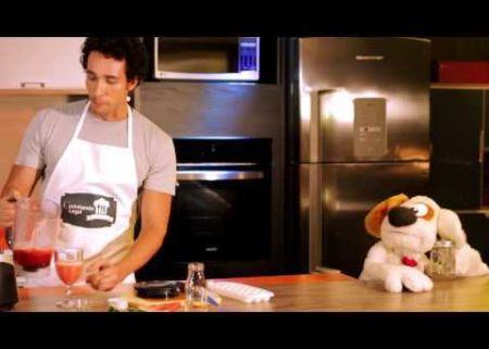 Cozinhando Legal - Programa 02 - Suco Energizante