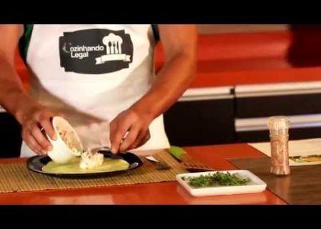 Cozinhando Legal - Programa 09- Crepioca da mente Sarada