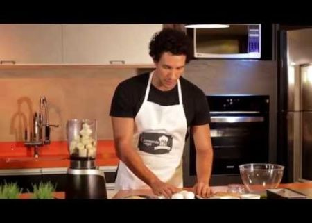 Cozinhando legal- Programa 07 - Bolo do Bem