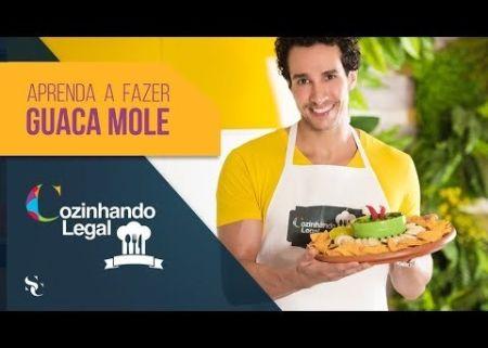 Guaca Mole pra sua memória