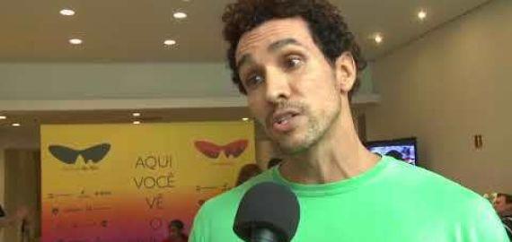 Sandro Caldeira no Festival do Rio 2017 - Festival para Influnciadores Digitais