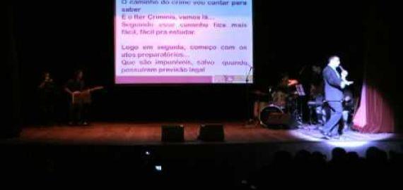 Aulão Show - Música Iter Criminis