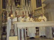 Missa em honra à Rainha da Paz