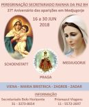 PEREGRINAÇÃO MEDJUGORJE/SHOENSTAT/PRAGA/VIENA/ ZAGREB