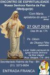 ENCONTRO DE ESPIRITUALIDADE - Nossa Senhora Rainha da Paz