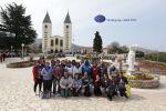 Peregrinação Medjugorje/Itália - Abril/2014