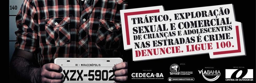 18 de Maio - Dia de Combate ao Abuso  e a Explora��o Sexual